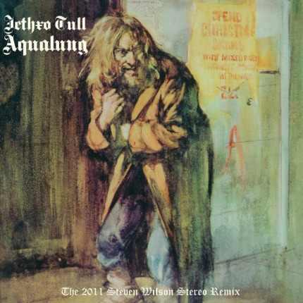 Cd Jethro Tull Aqualung