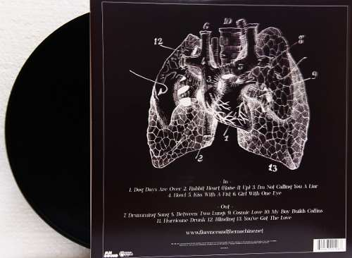 Lp Florence + The Machine Lungs