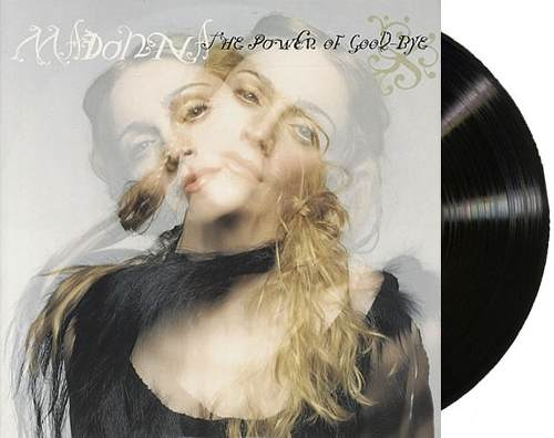 Lp Madonna The Power Of Goodbye