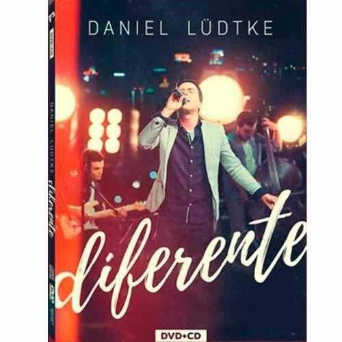 Dvd + Cd Daniel Ludtke Diferente