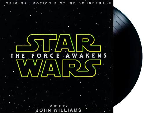 Lp Star Wars The Force Awakens