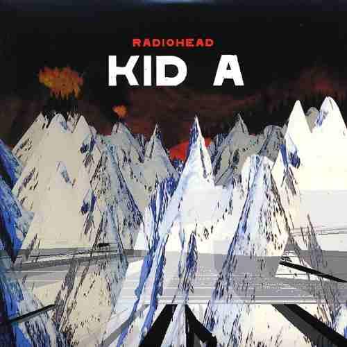 Lp Radiohead Kid A