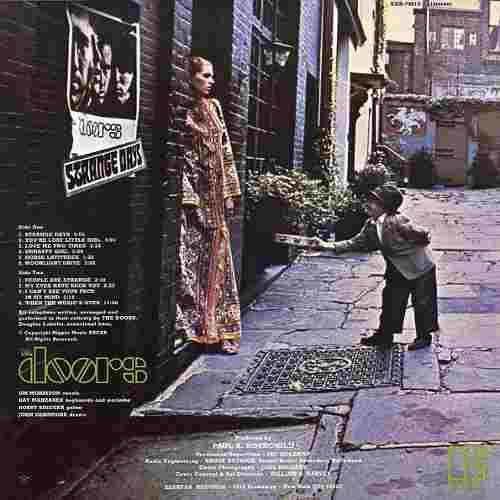 Lp The Doors Strange Days