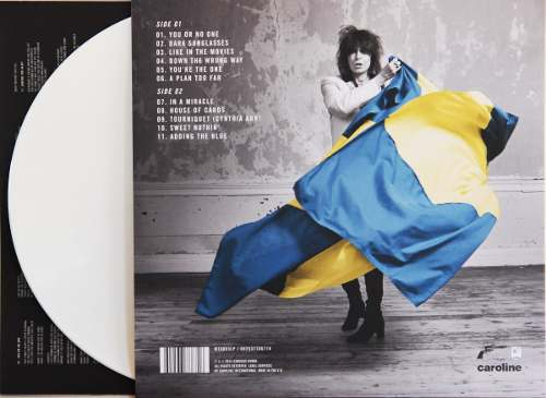 Lp + Cd Chrissie Hynde Stockholm