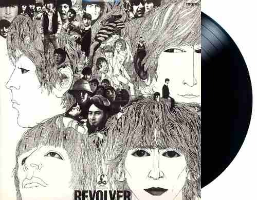 Lp The Beatles Revolver Mono