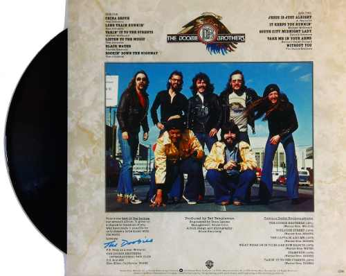 Lp Best Of The Doobie Brothers Vol. 1