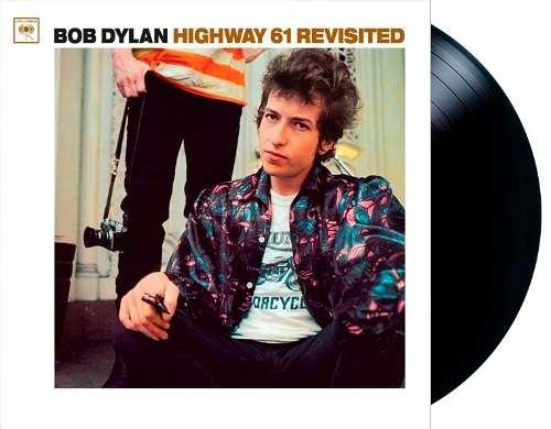 Lp Bob Dylan Highway 61 Revisited