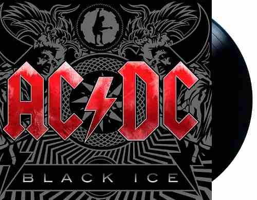 Lp ACDC Black Ice
