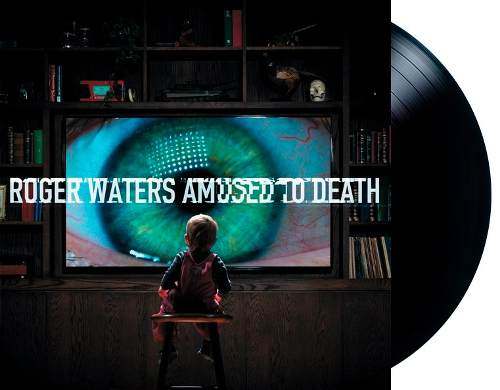 Lp Roger Waters Amused To Death