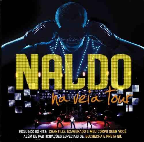 Cd Naldo Na Veia Tour