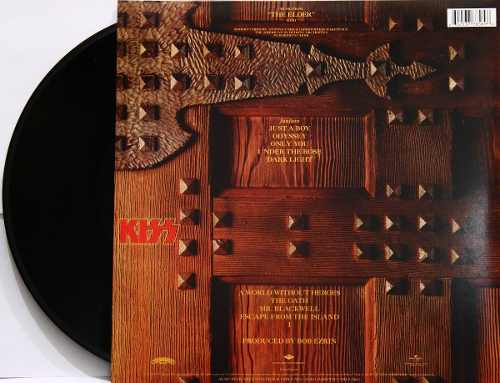 Lp Kiss Music From The Elder