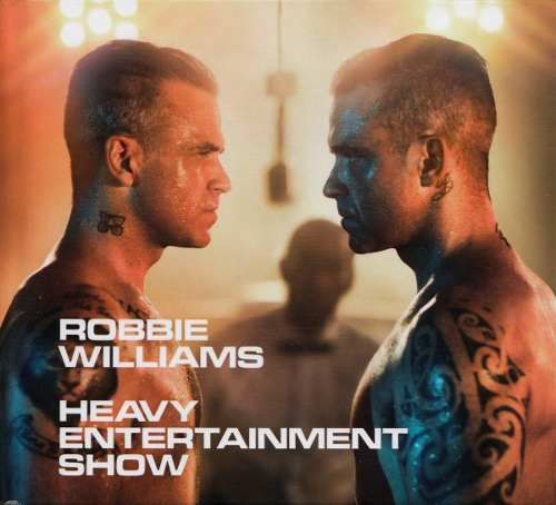 Cd Robbie Williams The Heavy Entertainment Show