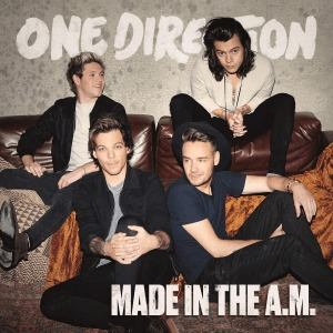 Cd One Direction Made In The A.M.