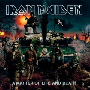 Cd Iron Maiden A Matter Of Live And Death