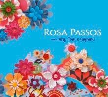 Cd Rosa Passos Canta Ary, Tom E Caymmi