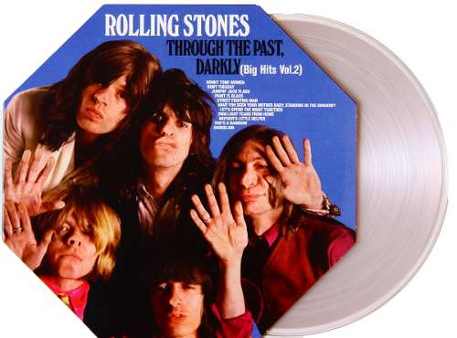 Lp The Rolling Stones Through The Past, Darkly (Big Hits vol. 2)