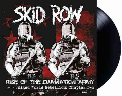 Lp Skid Row Rise Of The Domination Army