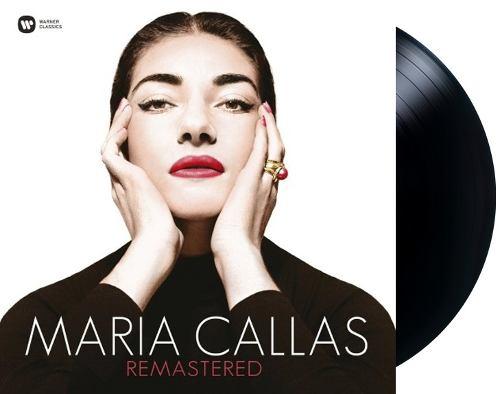 Lp Maria Callas Remastered