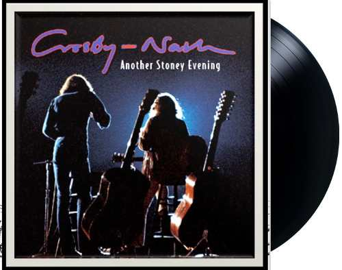 Lp Crosby & Nash Another Stoney Evening