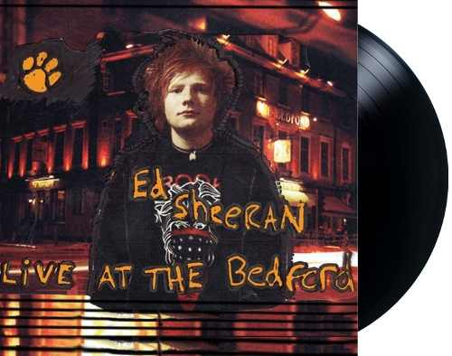 Lp Ed Sheeran Live At The Bedford