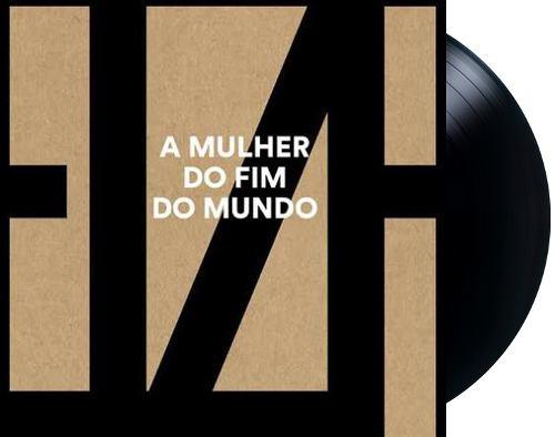 Lp Elza Soares A Mulher Do Fim Do Mundo