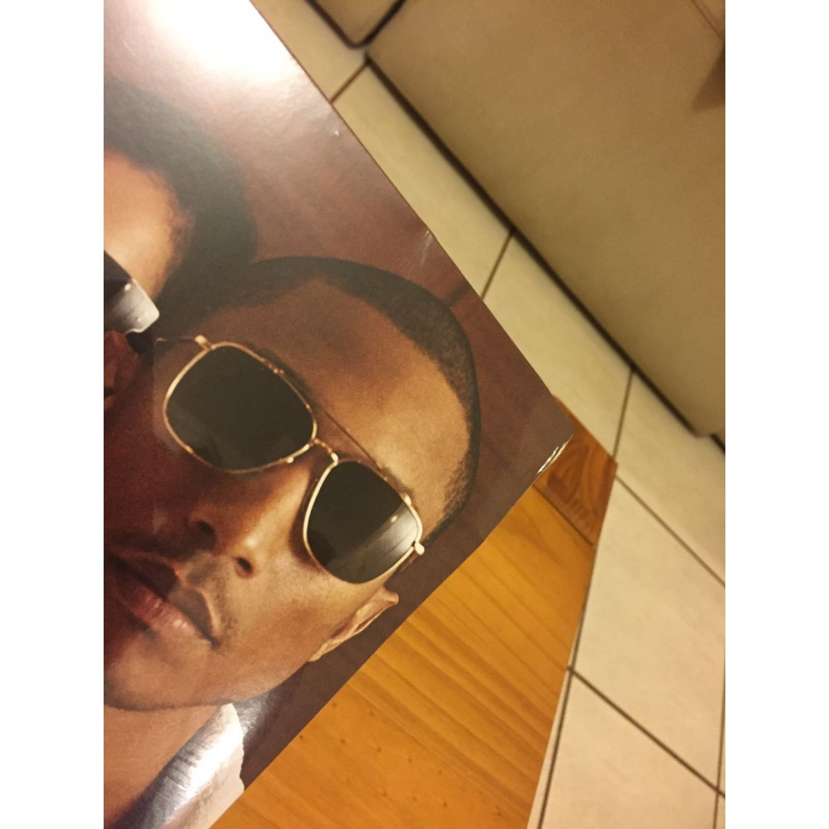 Lp Pharrell Williams Girl CAPA AMASSADA