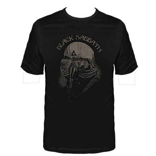 Camiseta Infantil Black Sabbath Us Tour 78