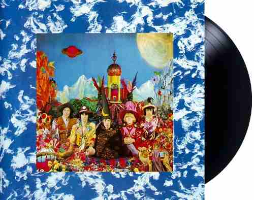 Lp The Rolling Stones Their Satanic Majesties Request Mono