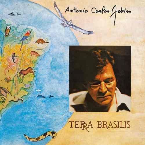 Lp Tom Jobim Terra Brasilis