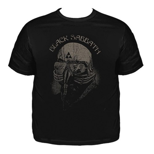 Camiseta Plus Size Black Sabbath US Tour 78