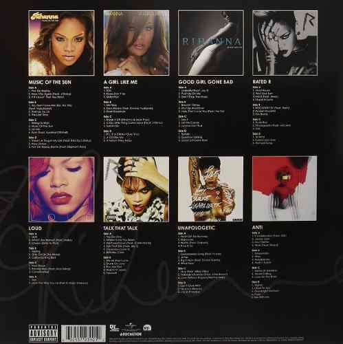 Lp Box Set Rihanna