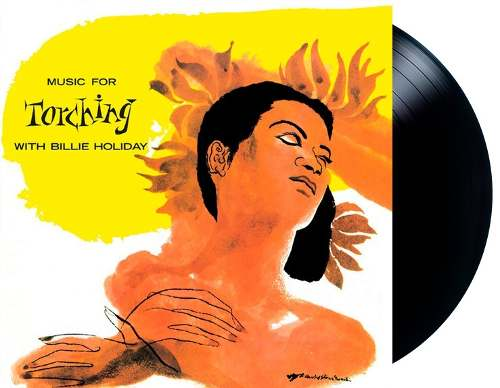 Lp Vinil Billie Holiday Music For Torching