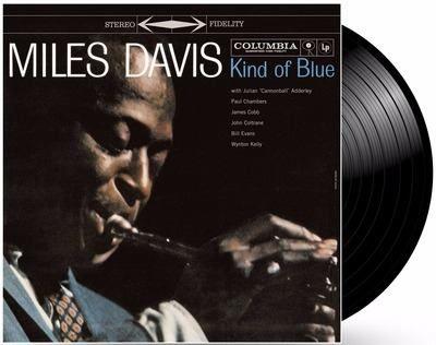 Lp Vinil Miles Davis Kind Of Blue