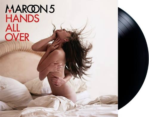 Lp Vinil Maroon 5 Hands All Over