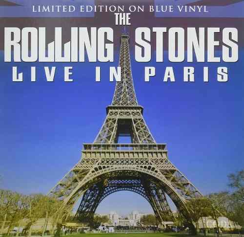 Lp Vinil The Rolling Stones Live In Paris