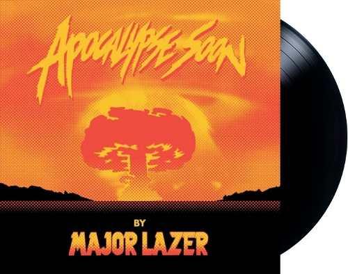 Lp Vinil Major Lazer Apocalypse Soon