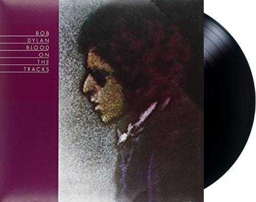 Lp Vinil Bob Dylan Blood On The Tracks