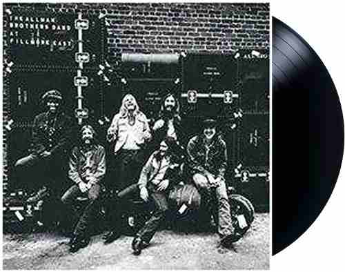 Lp Vinil The Allman Brothers Band At Fillmore East