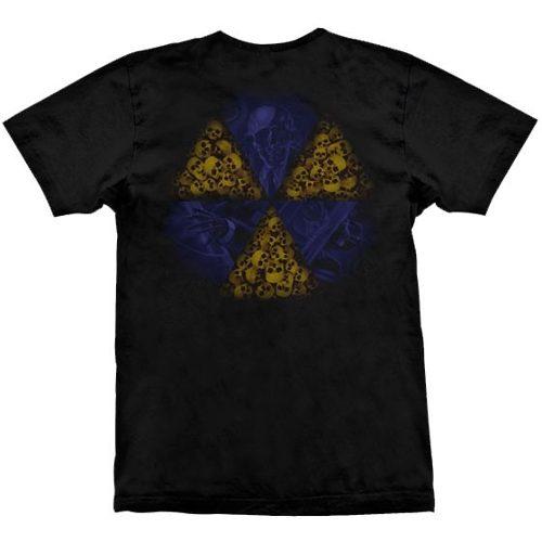 Camiseta Premium Megadeth Rust In Peace