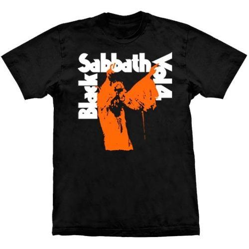 Camiseta Black Sabbath Volume 4