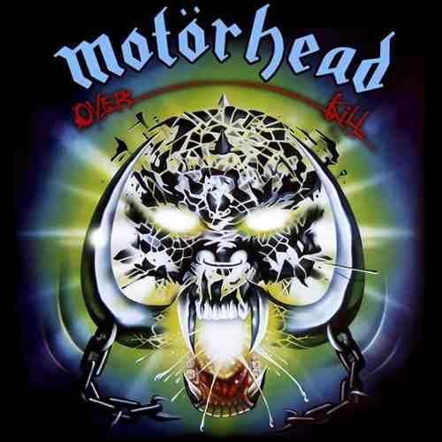 Camiseta Motorhead Overkill