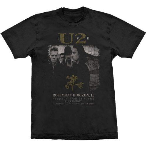 Camiseta U2 The Joshua Tree