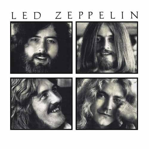 Camiseta Led Zeppelin Photo Band