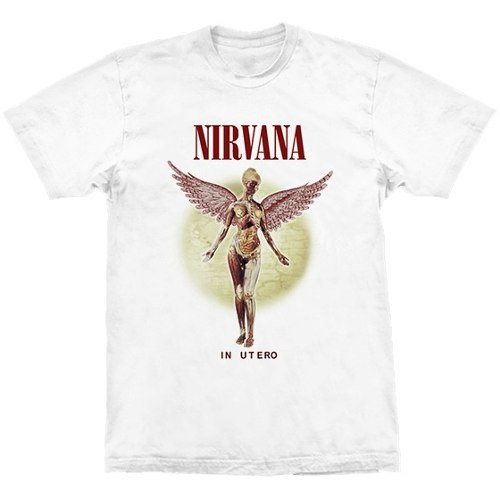 Camiseta Nirvana In Utero