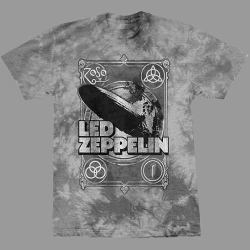 Camiseta Especial Led Zeppelin