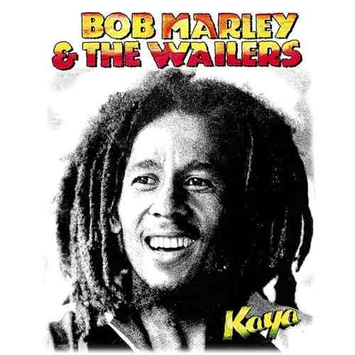 Camiseta Bob Marley Kaya
