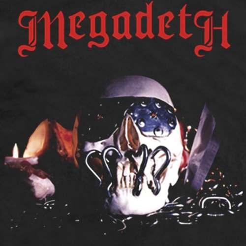 Camiseta Megadeth Killing Is My Business
