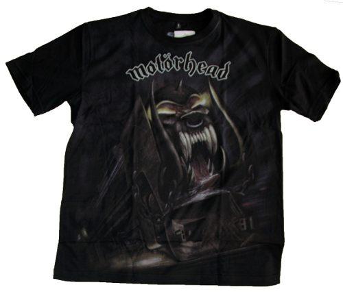 Camiseta Premium Motorhead Orgasmatron