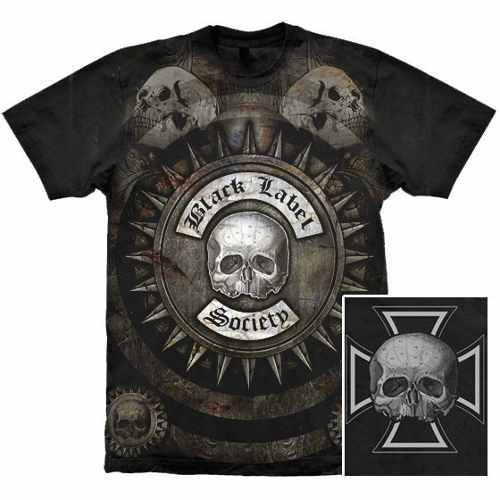 Camiseta Premium Black Label Society