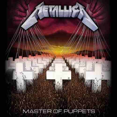 Camiseta Metallica Master Of Puppets